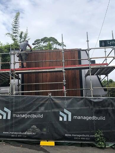 Terrace House Renovations in Sydney