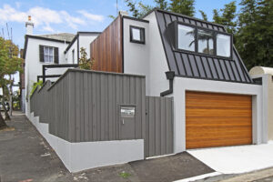 Victorian Terrace House Renovations in Glebe, Trusted Home Builders. Rear Back Elevation - House Extensions & Renovations.
