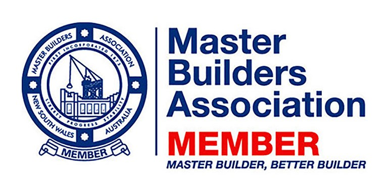 Master Builders Association Member in Sydney, New South Wales high resolution logo