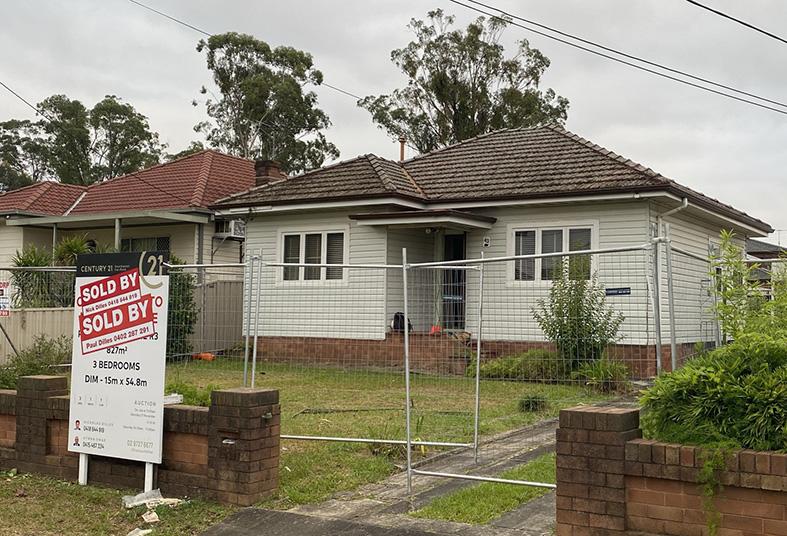 Knockdown Rebuild House Purchased for Duplex Home Builders Near me, Duplex House Builders. Sydney NSW Australia