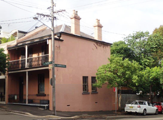 Victorian Terrace House Renovation Builders in Glebe Sydney before starting, Heritage Home Restorations